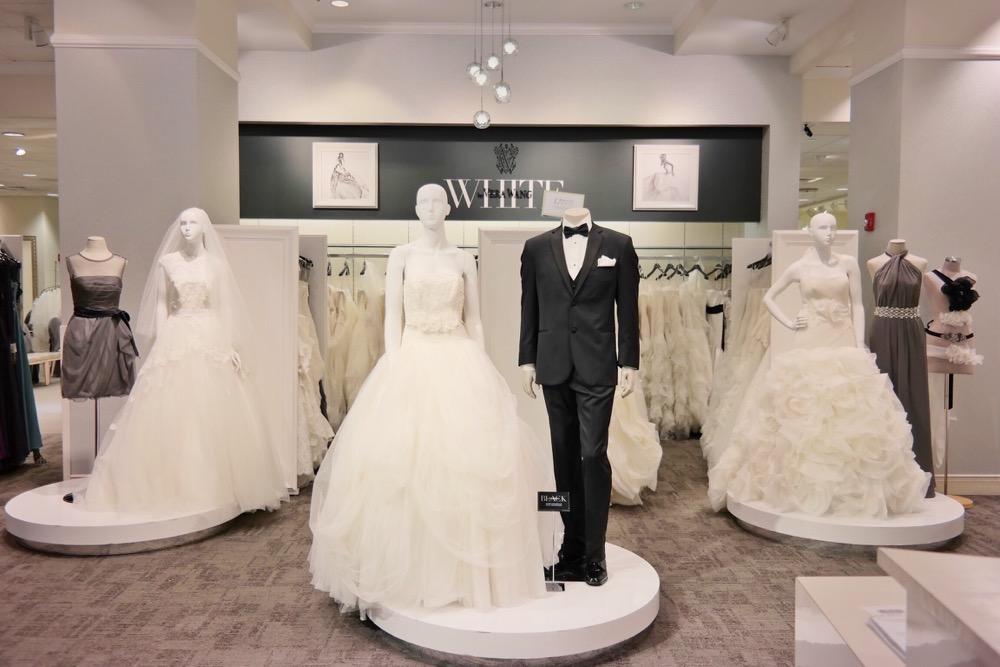Affordable Elegant Wedding Gowns by David's Bridal 15