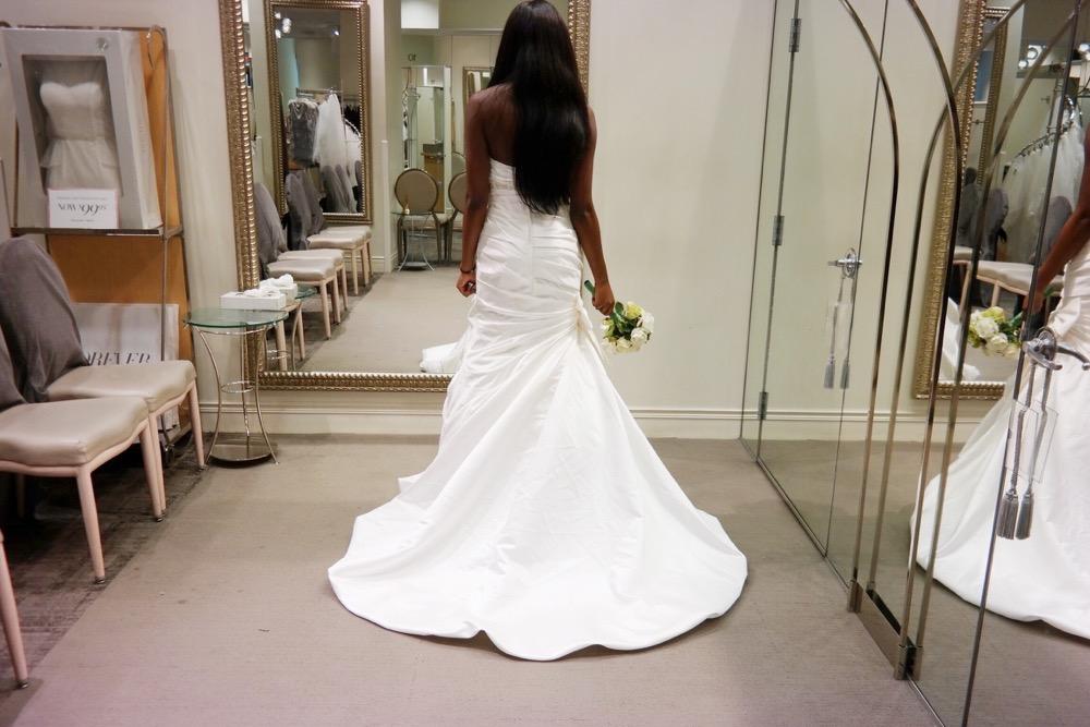 Affordable Elegant Wedding Gowns by David's Bridal 43
