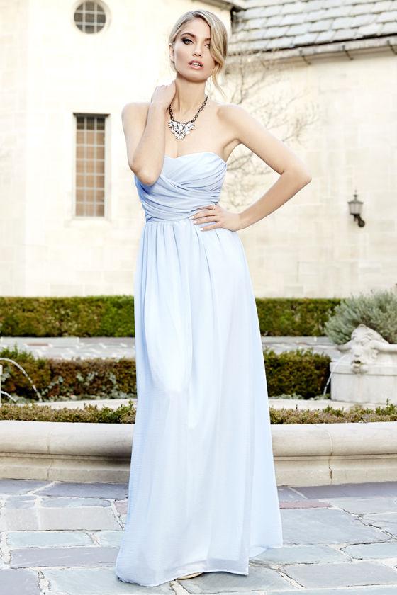 Aisle Perfect Bridesmaid dresses under $100 by LULUS.com 4