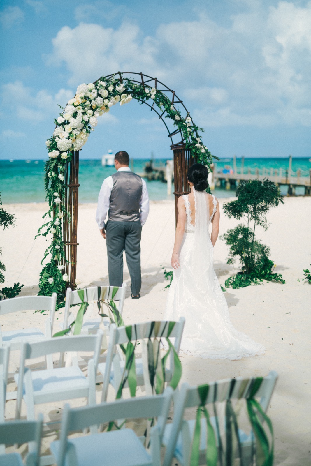 Aisle Perfect wedding in Huracan Cafe by Asia Pimentel Photography1