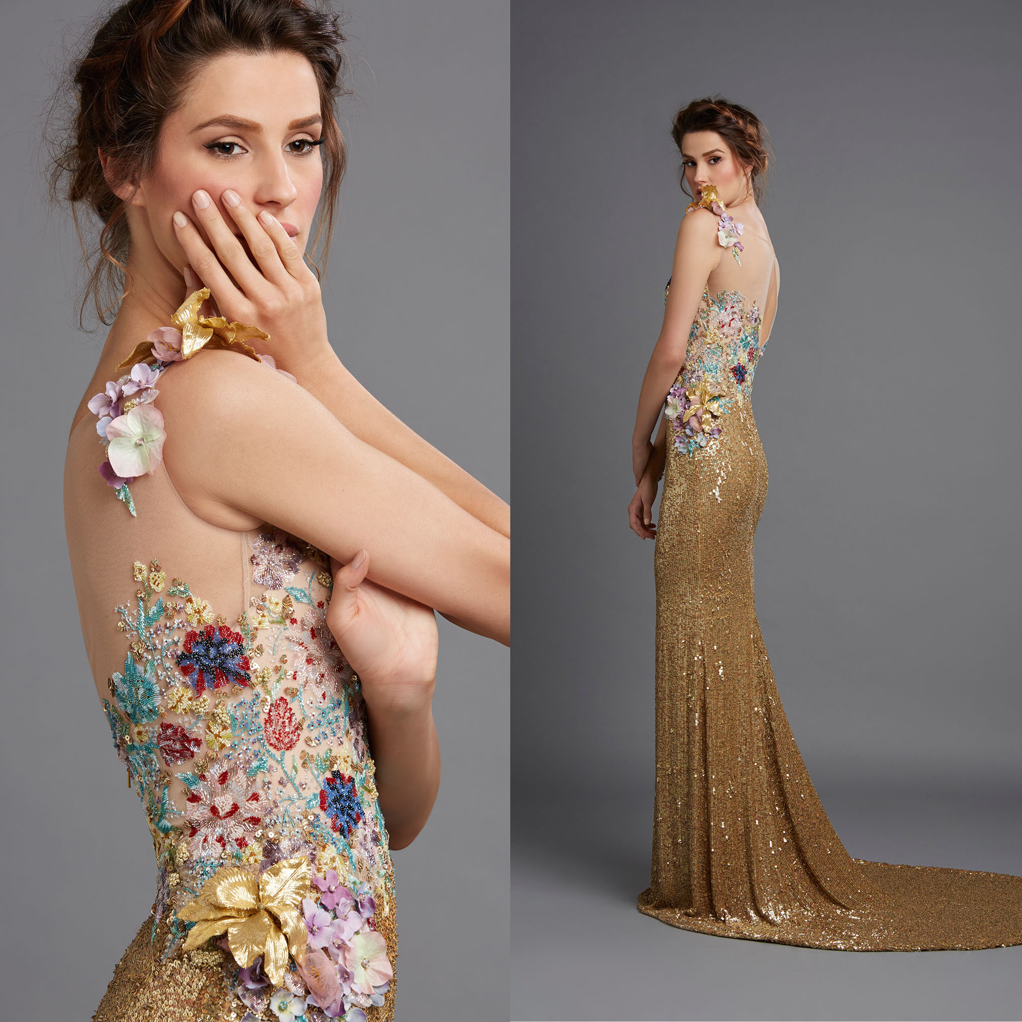 Hamda Al Fahim Evening dresses