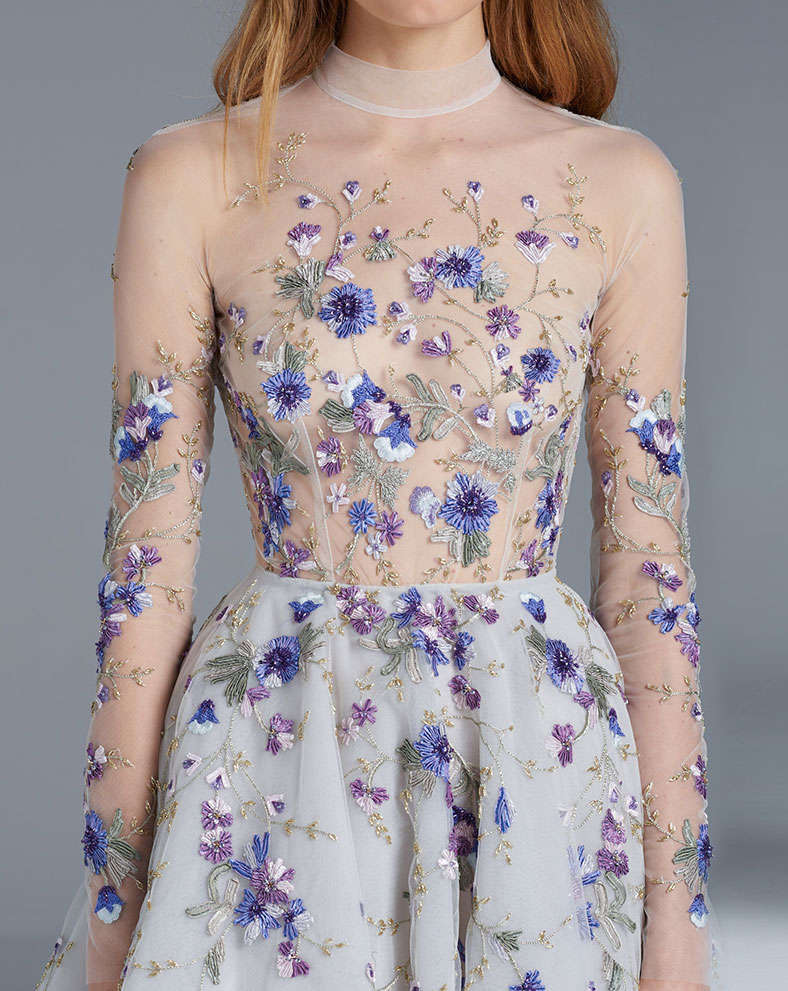 Paolo Sebastian 2015-16 Spring Summer Couture  2