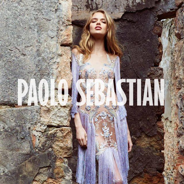 Paolo Sebastian 2015-16 Spring Summer Couture  22