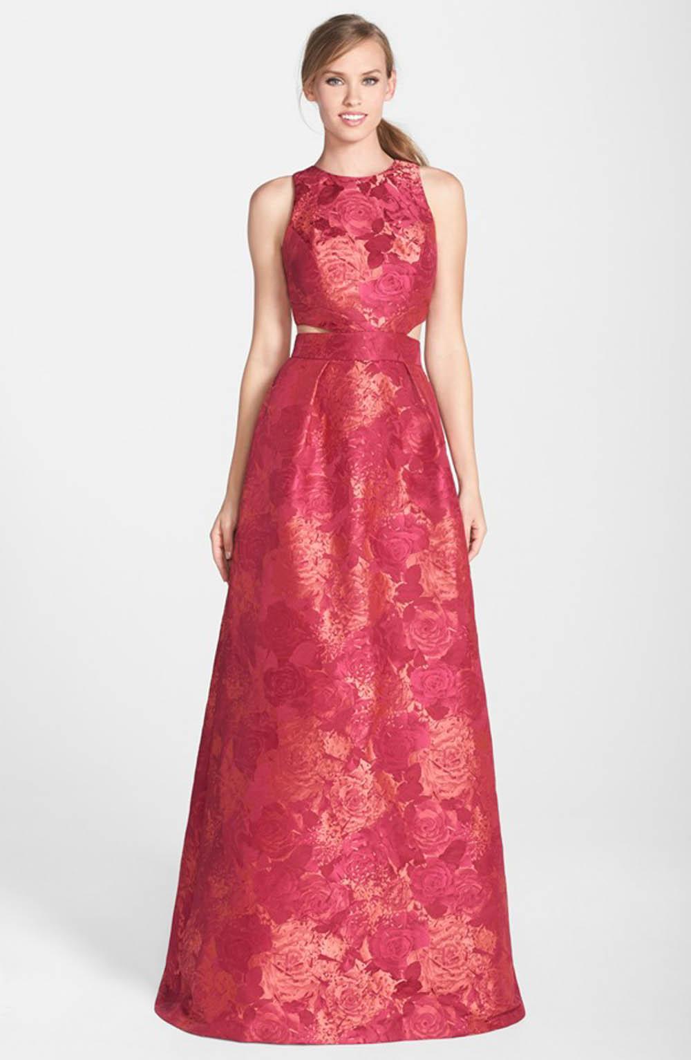 Red Aisle Perfect Bridesmaid Dresses