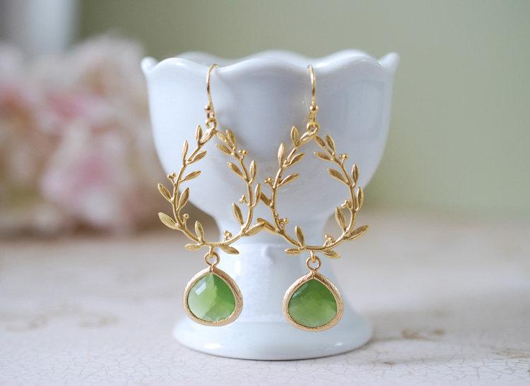 bridesmaid gifts_ earrings