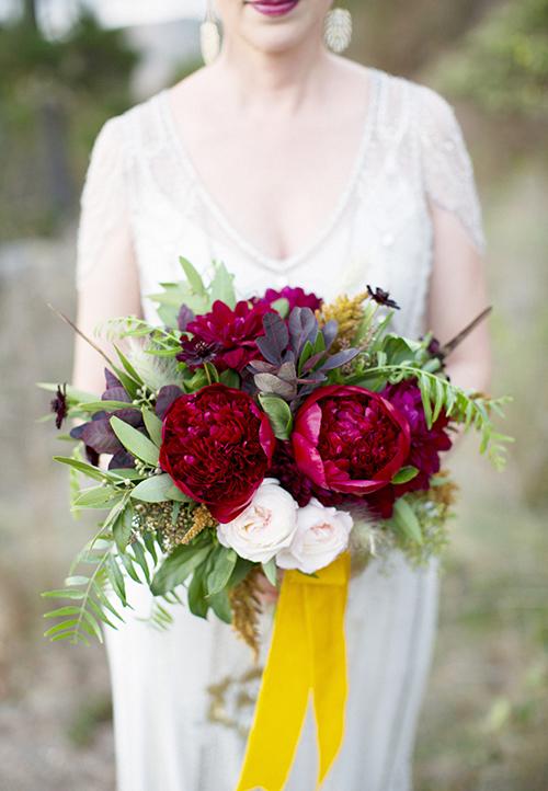 Amazing wedding bouquets- Christian and Reinna - Brides