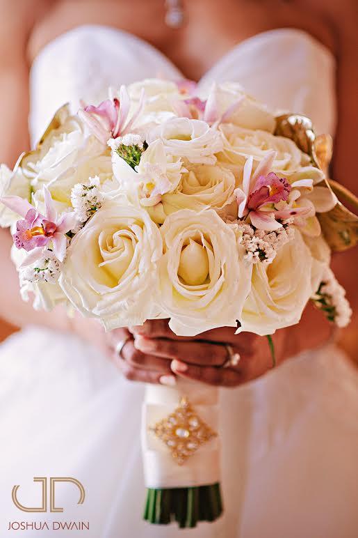 Amazing bouquets_ Joshua Dwain Photography _ Makini Regal Designs
