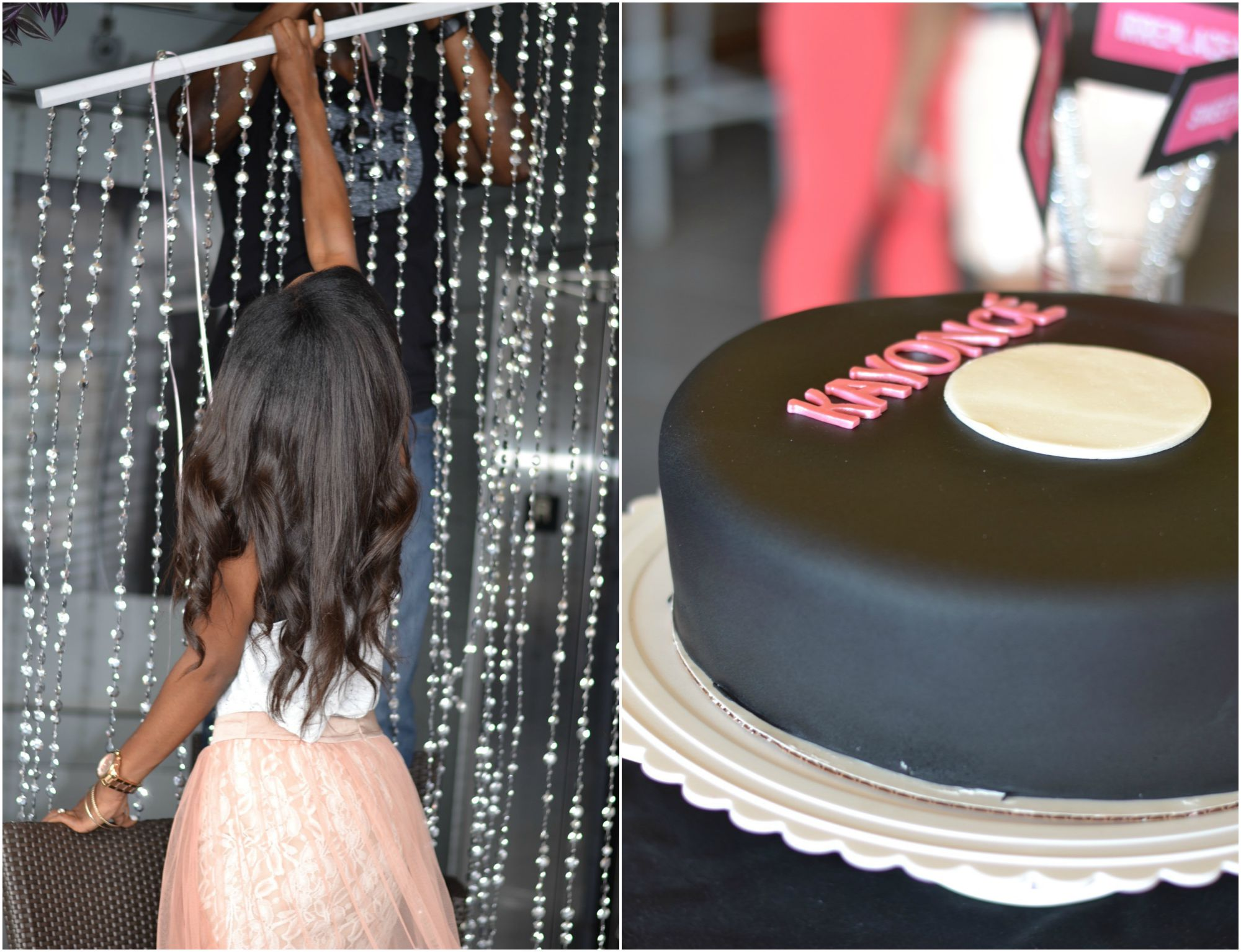 Beyonce inspired bridal shower