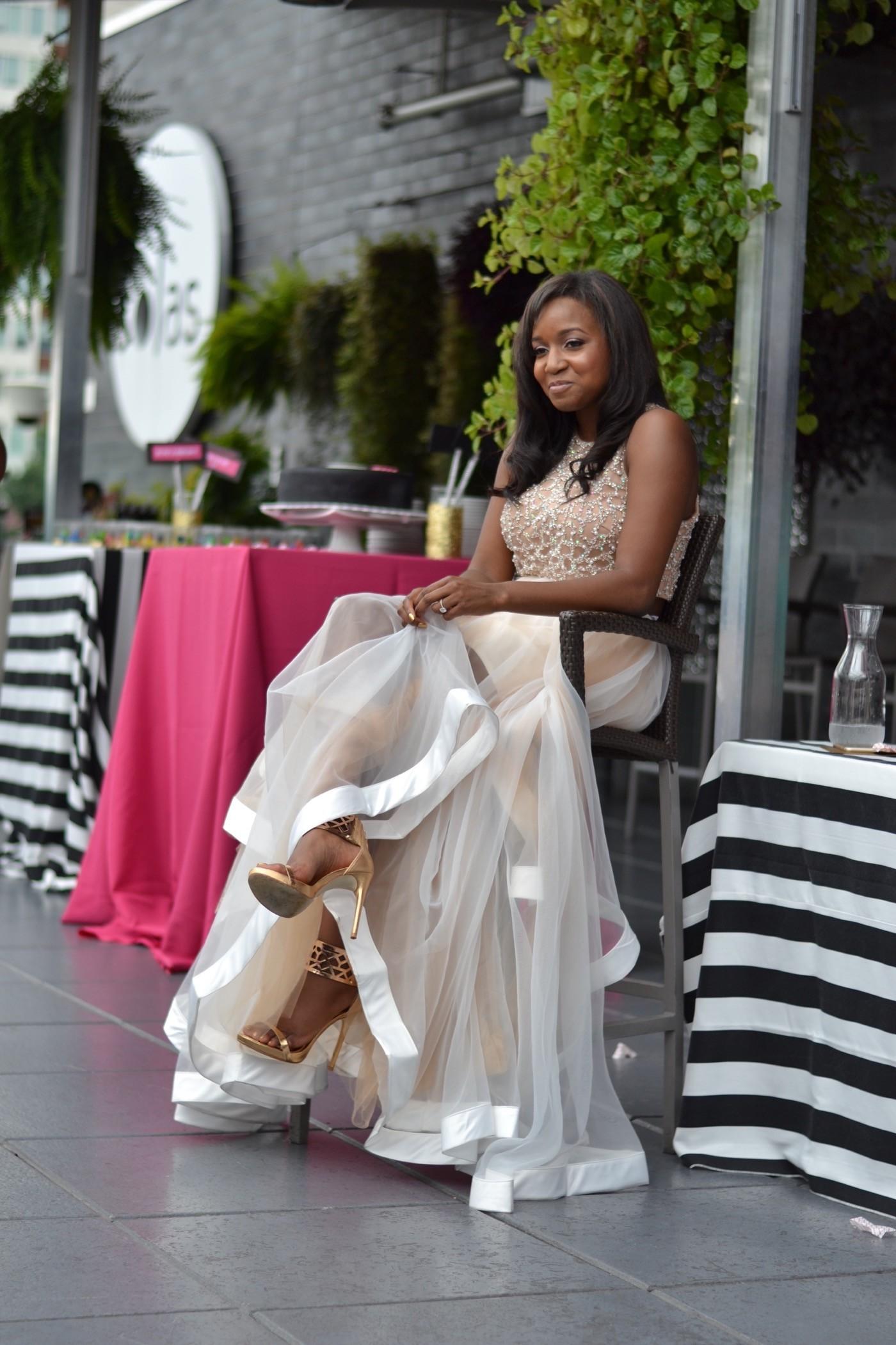 Beyonce themed bridal shower 83