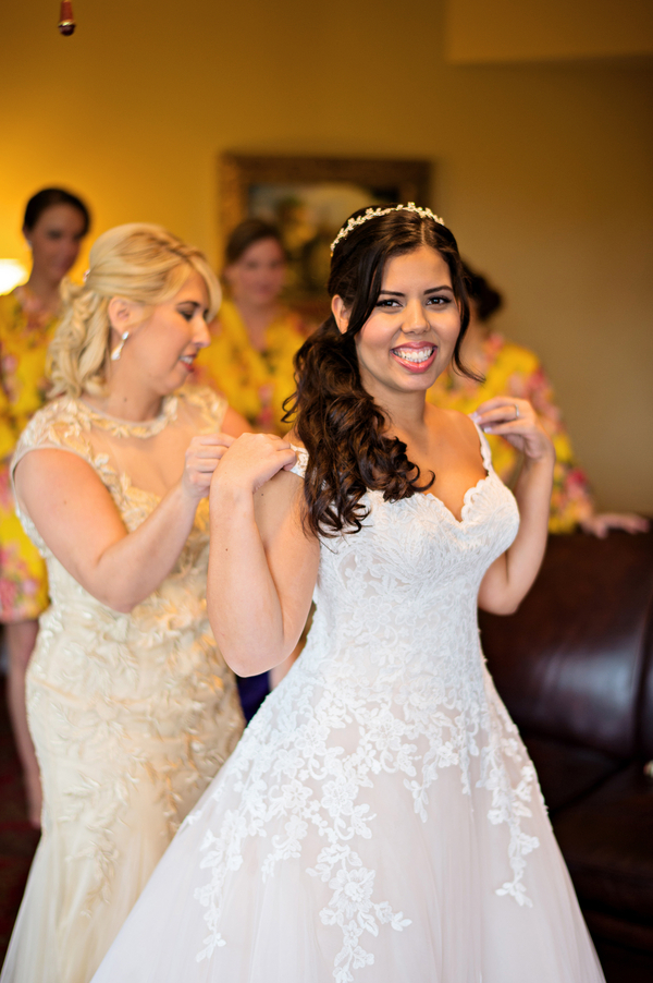 Blue and gold wedding at the casa monica hotel 26