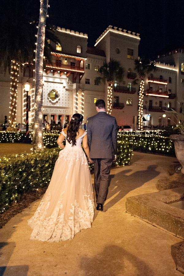Blue and gold wedding at the casa monica hotel 89
