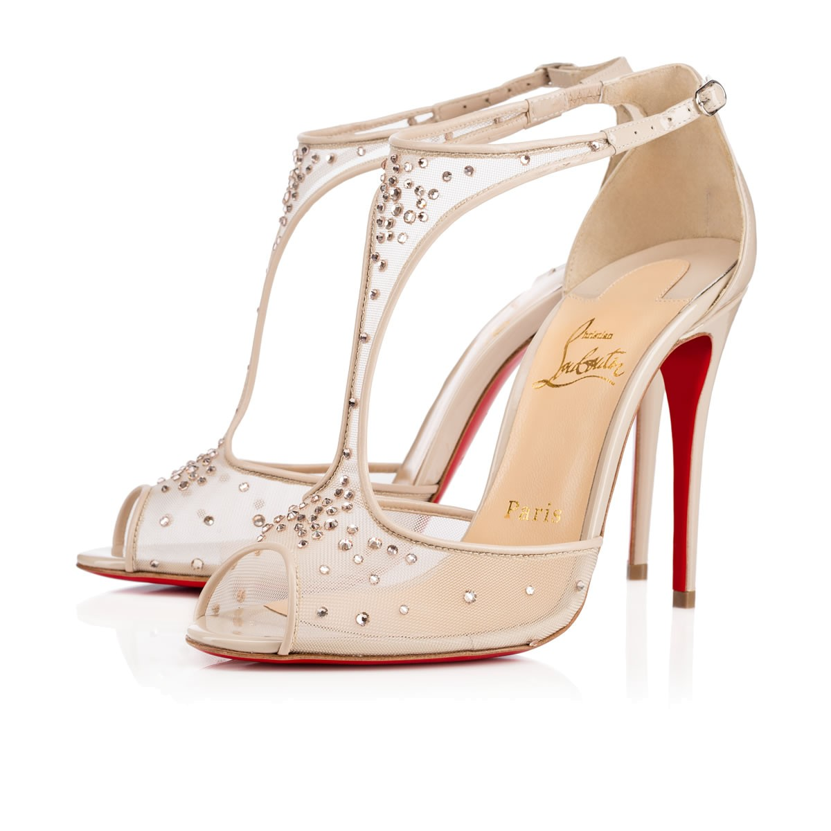 Christian Louboutin Pantinana Wedding Shoes