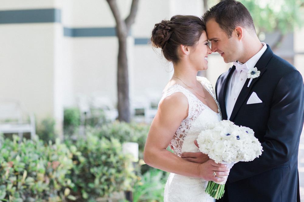Classic Black Tie Wedding  (1)