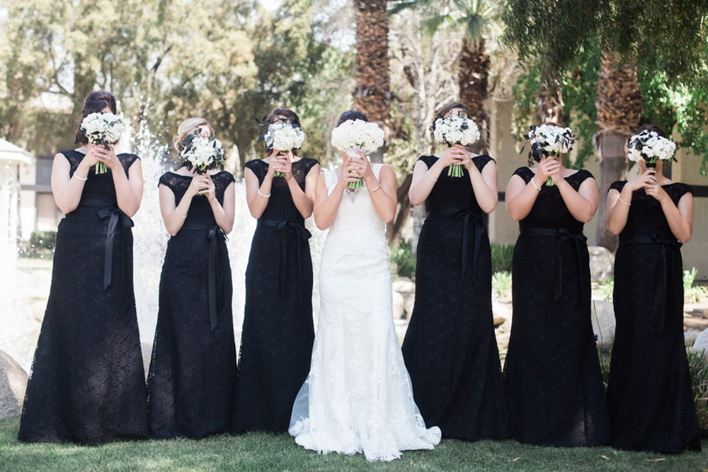 Classic Black Tie Wedding (10)