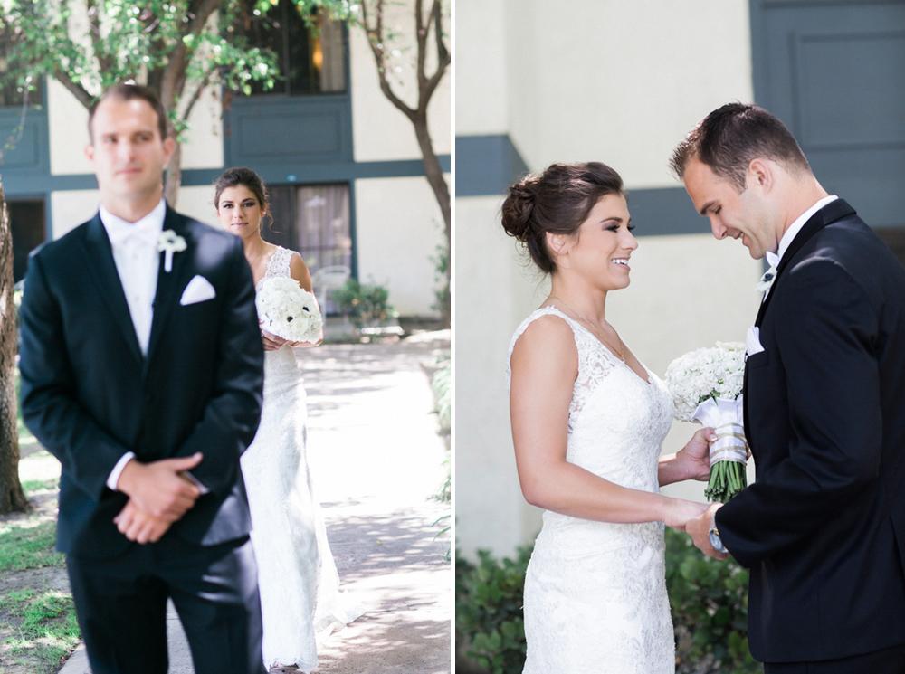 Classic Black Tie Wedding  (12)