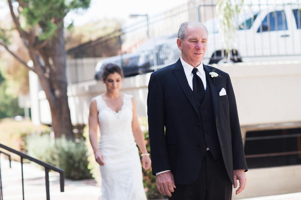 Classic Black Tie Wedding  (14)