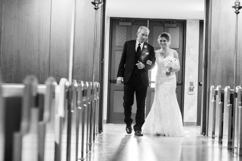 Classic Black Tie Wedding  (15)