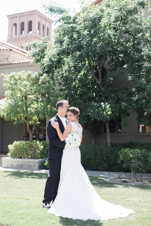 Classic Black Tie Wedding  (18)
