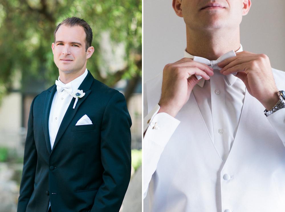 Classic Black Tie Wedding (2)