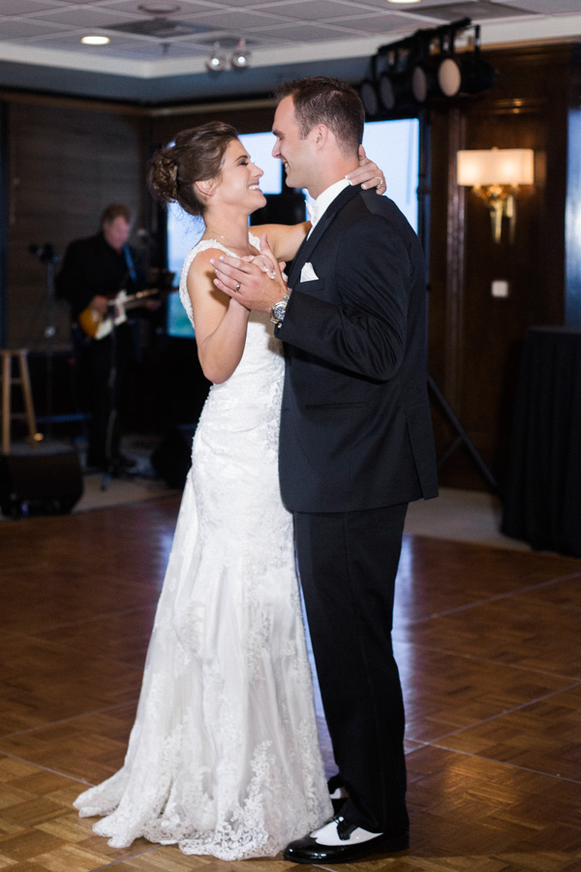 Classic Black Tie Wedding (24)