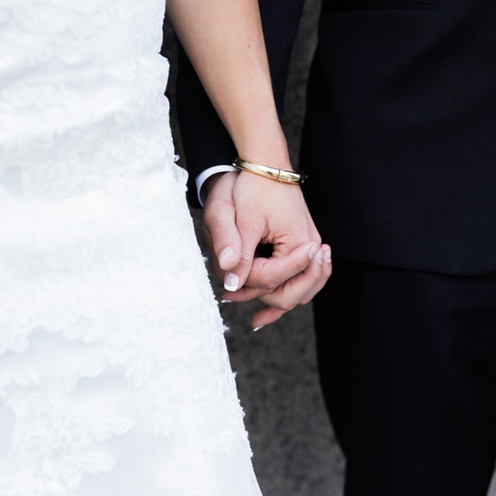 Classic Black Tie Wedding  (26)