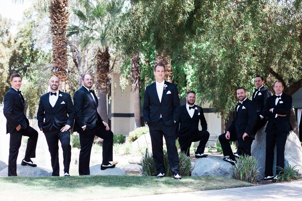 Classic Black Tie Wedding (6)