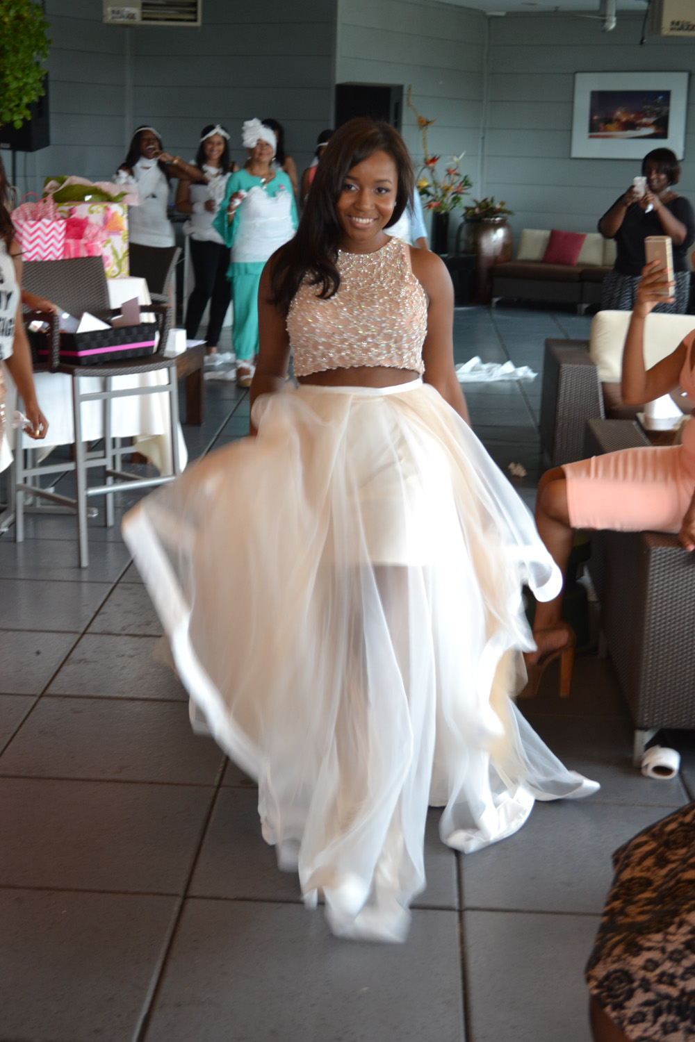 FABULOUS Beyonce Inspired Bridal Shower (20)