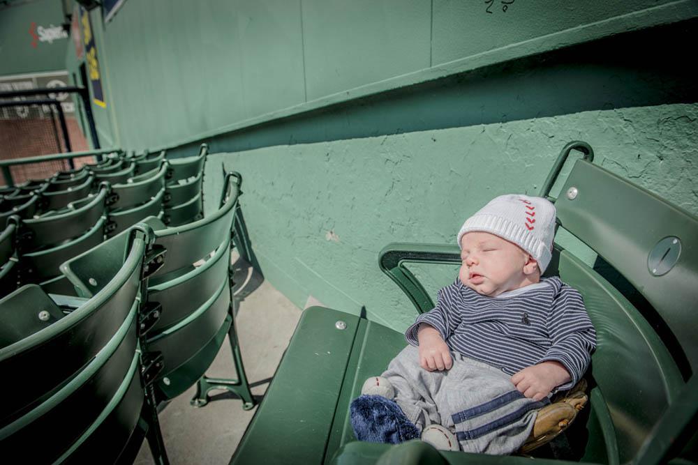 Fenway Park Newborn Session by Happy_Zebra_Photography (1)