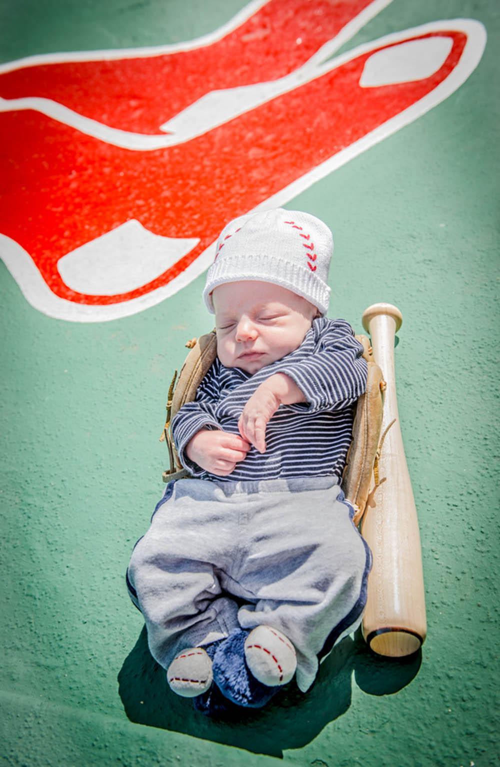 Fenway Park Newborn Session by Happy_Zebra_Photography (7)