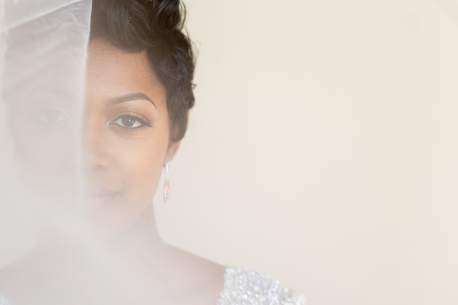 Intimate courtyard wedding by elle danielle photography 22