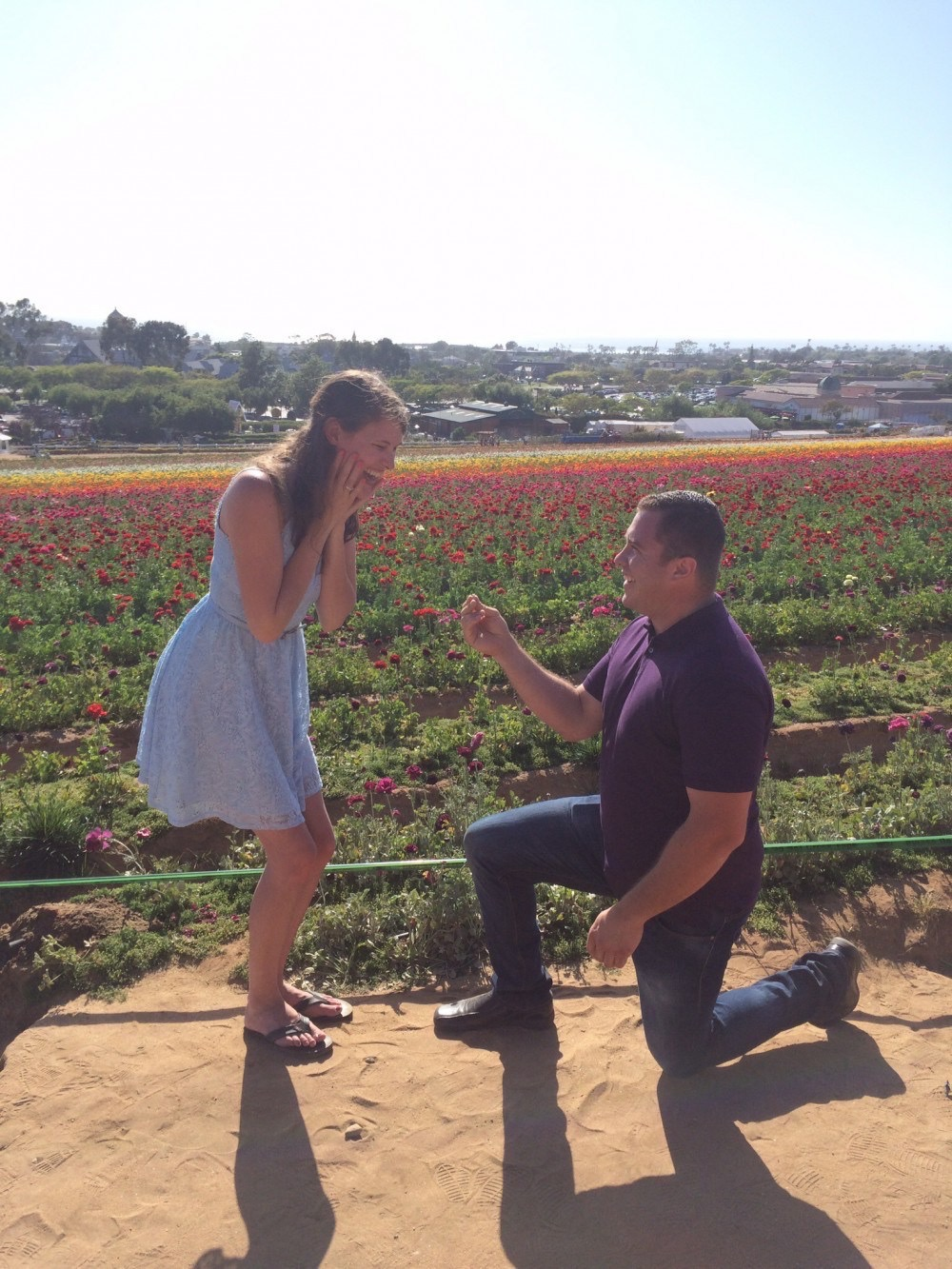 Kristy's Proposal Story 2