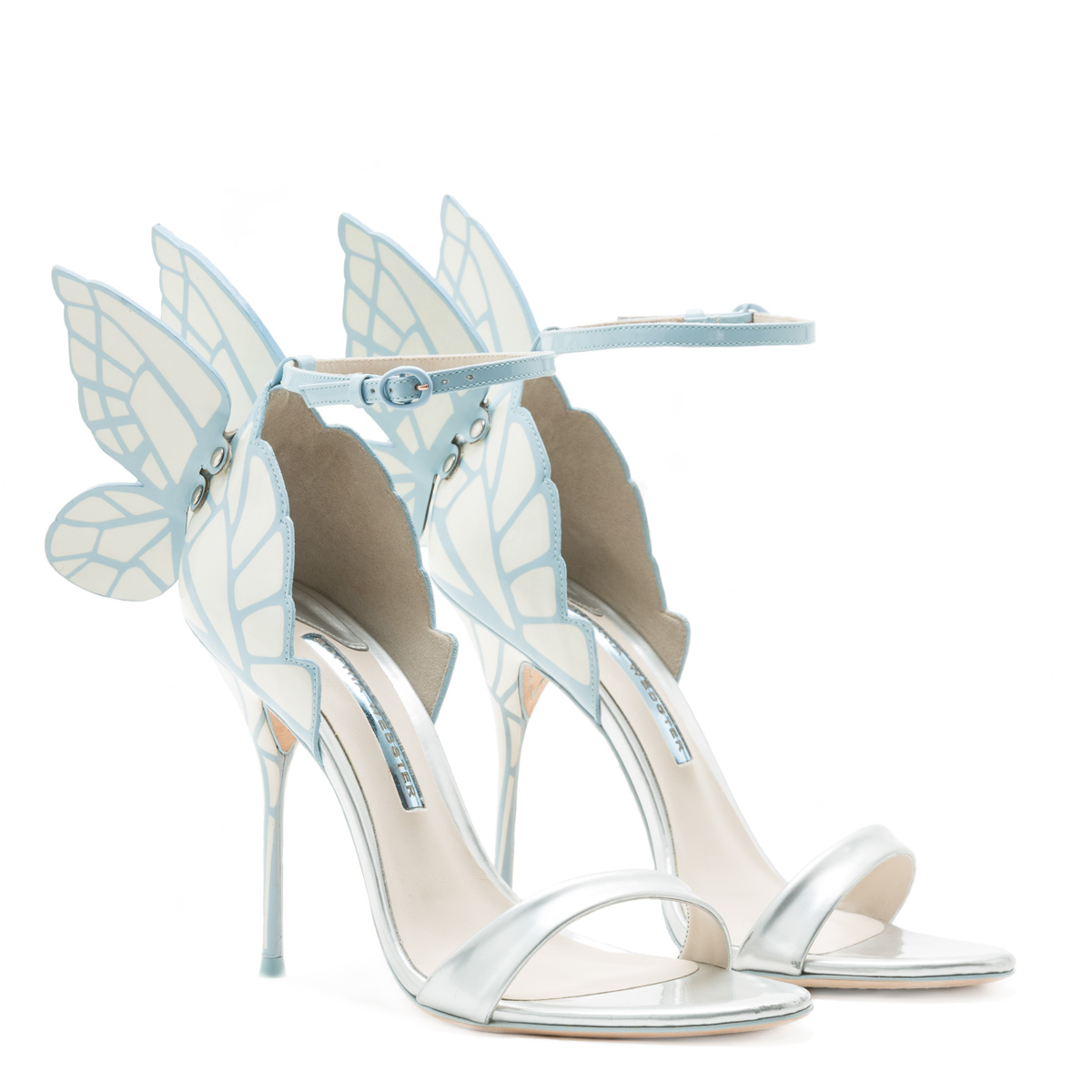 Sophia Webster Bridal Chiara Ice Sandal