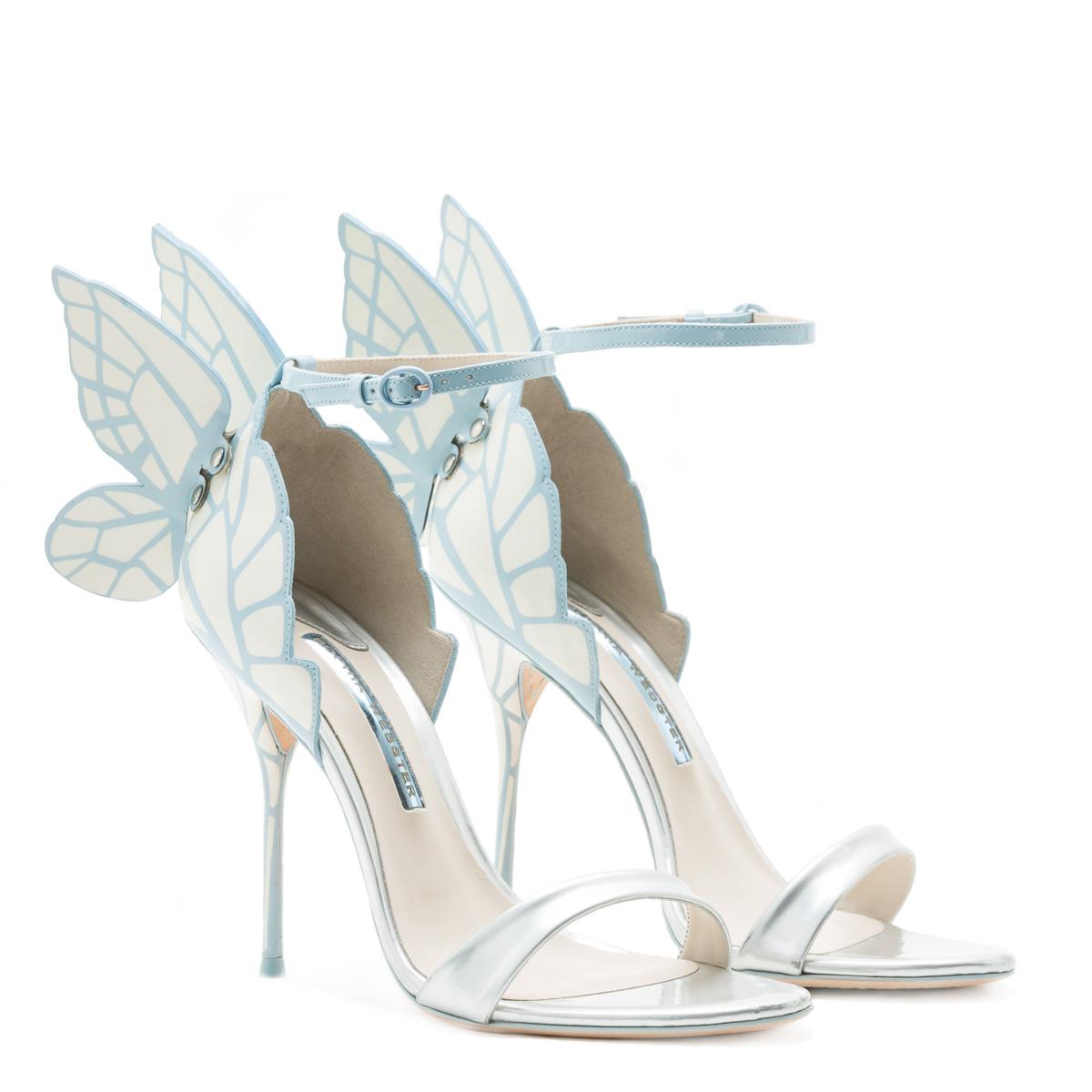 Sophia Webster Bridal Chiara Ice Sandal