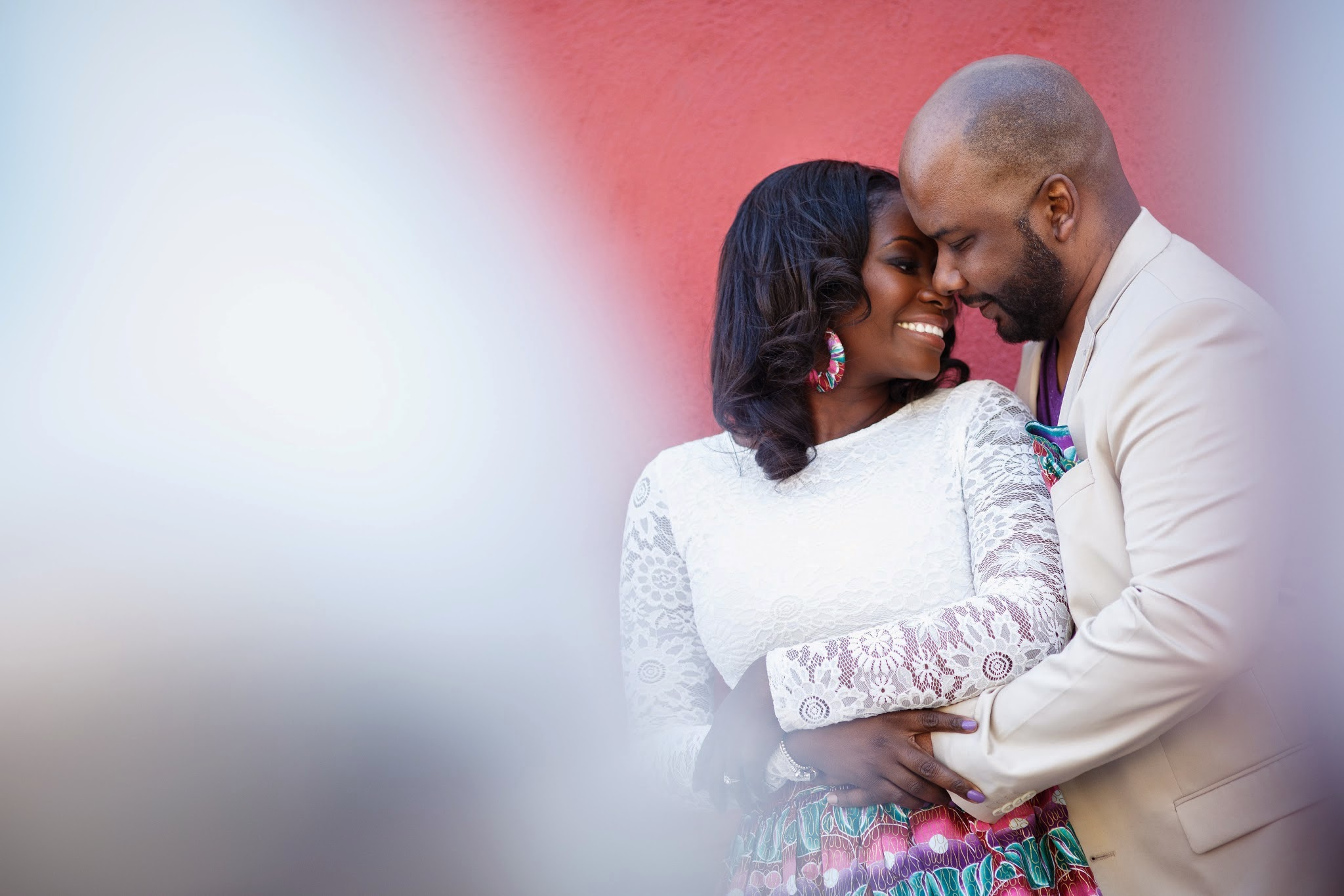Spring Engagement Shoot in DC 73