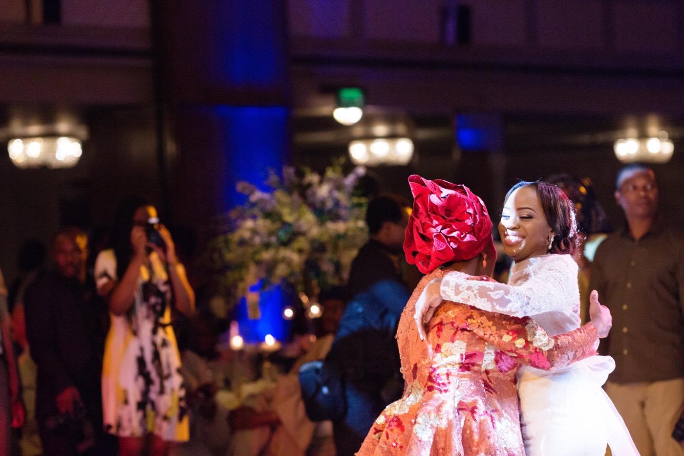 Tayo and Kike's Aisle Perfect Wedding at the Historic Grosvenor house 22