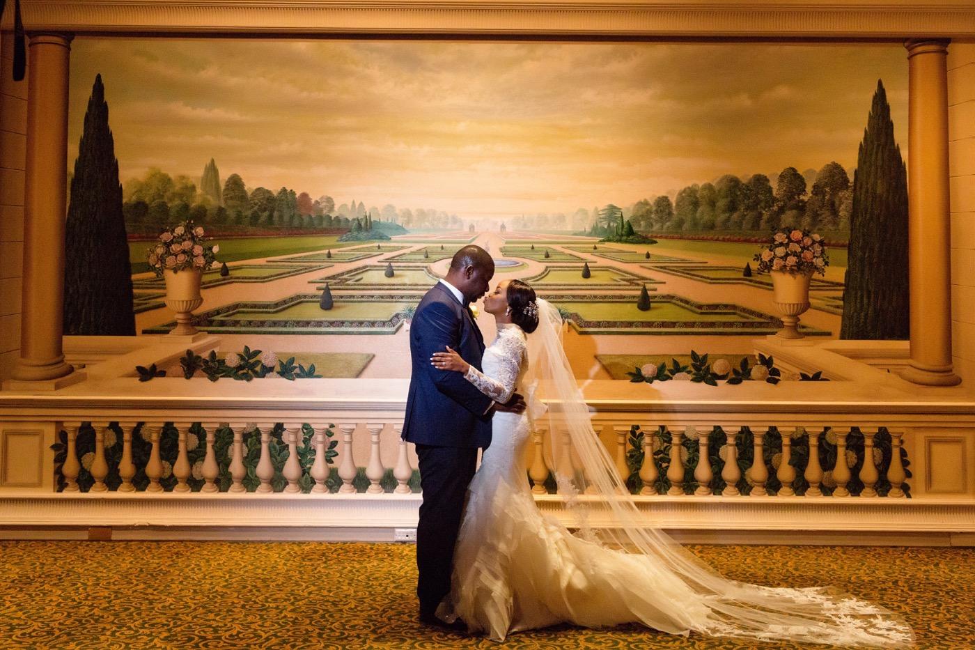 Tayo and Kike's Aisle Perfect Wedding at the Historic Grosvenor house 54