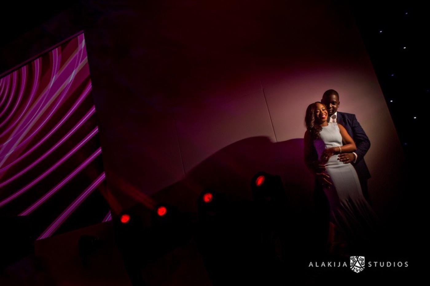 Tayo and Kike's Aisle Perfect Wedding at the Historic Grosvenor house 79