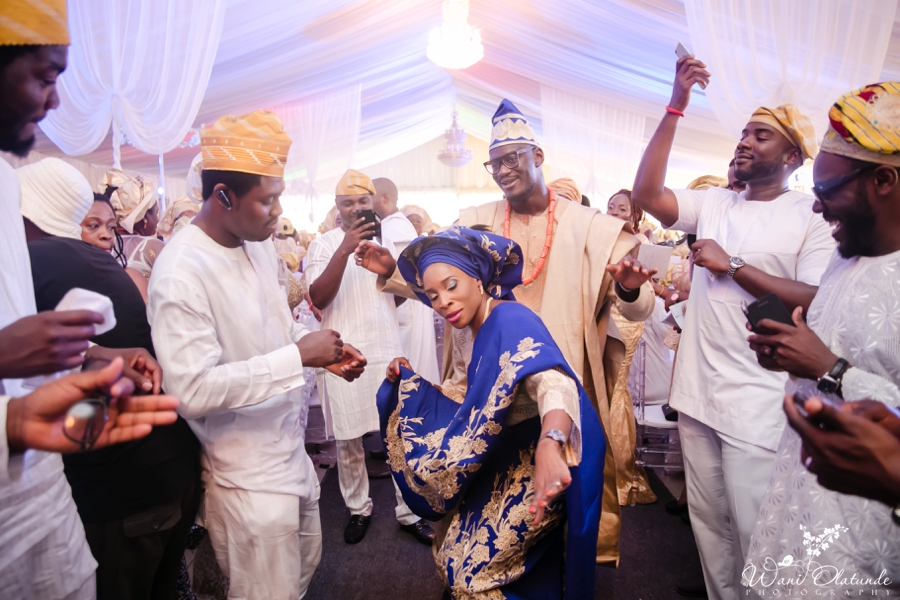 Traditional Edo Wedding by Wani Olatunde 102