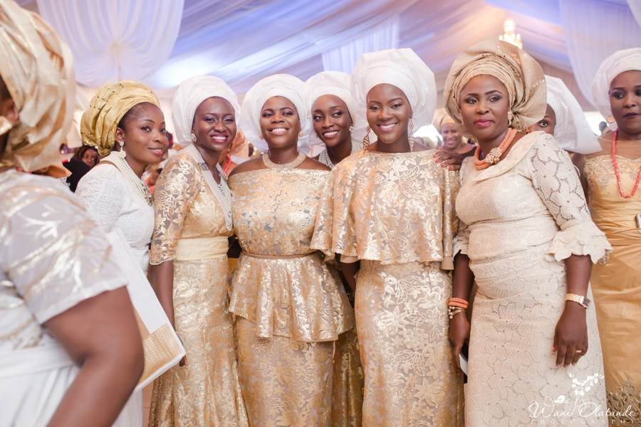 Traditional Edo Wedding by Wani Olatunde 103