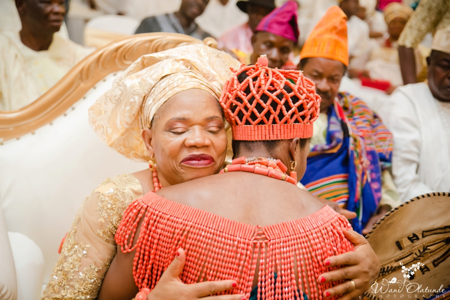 Traditional Edo Wedding by Wani Olatunde 75