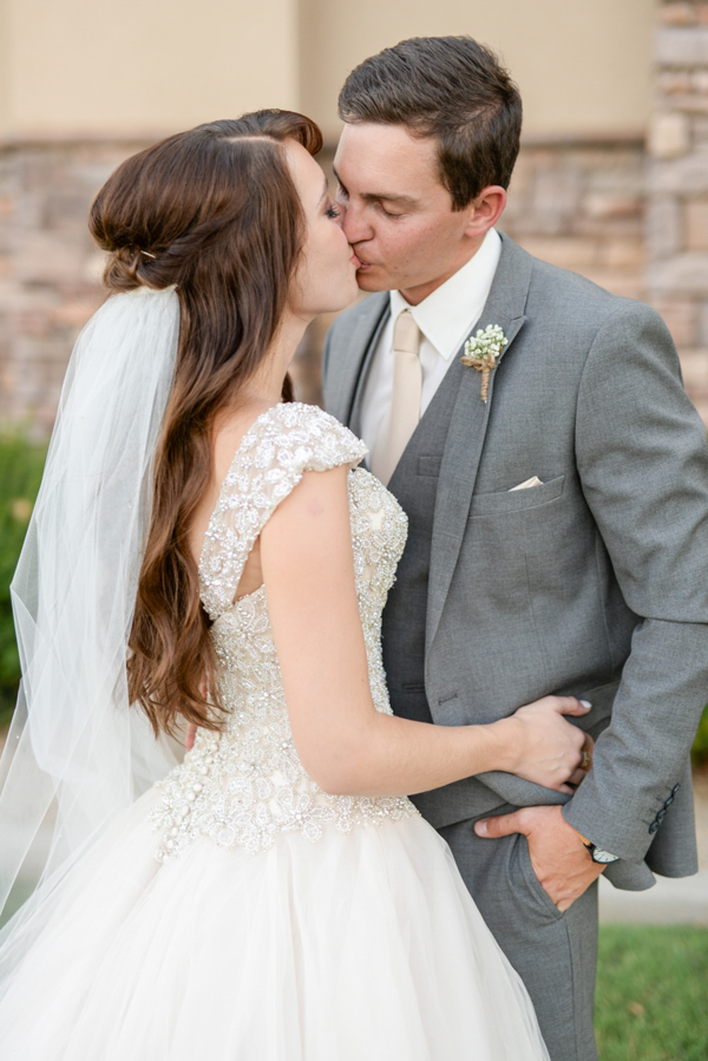 Blush and Grey Vintage Chic Inspired Wedding by Shively_Whitney_Monique_Hessler_Photography (30)