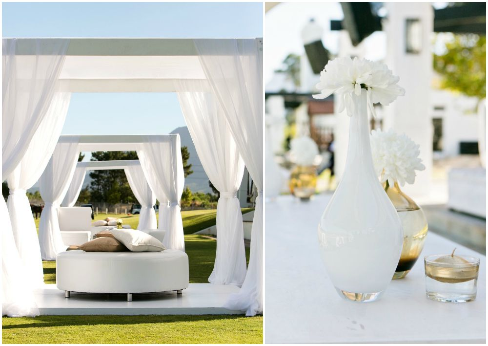Cape Town estate wedding by ZaraZoo