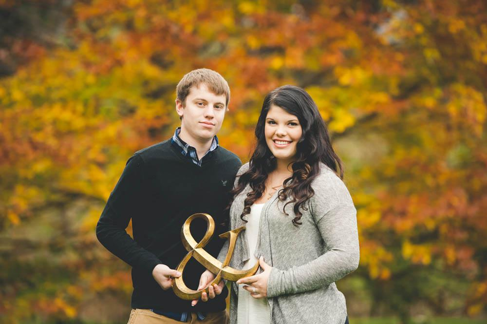 Fall Couple's Session 06
