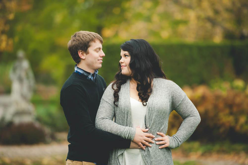 Fall Couple's Session 12
