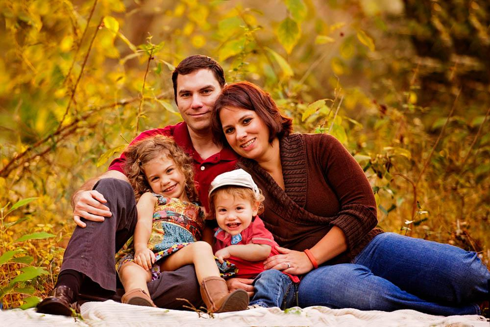 Fall Family Session 01