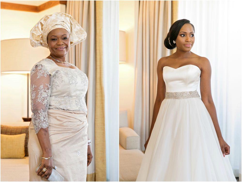 Mother of the bride _ nigeria