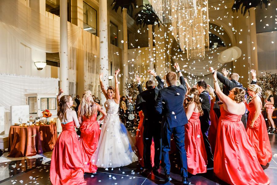 Regal Atrium Wedding -104