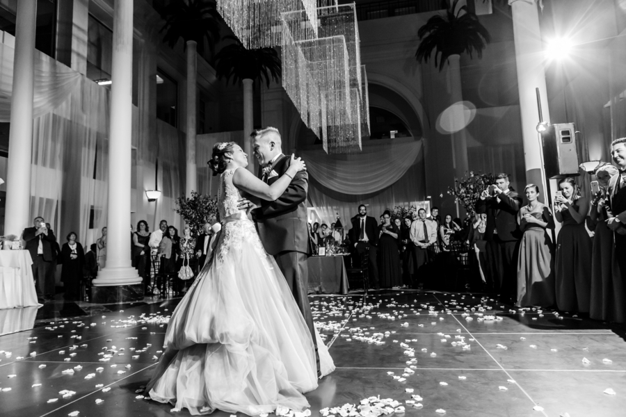 Regal Atrium Wedding -106