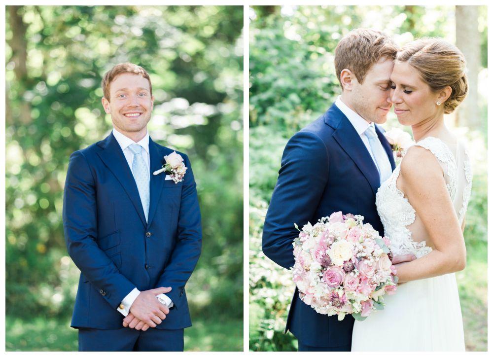 gorgeous swedish wedding