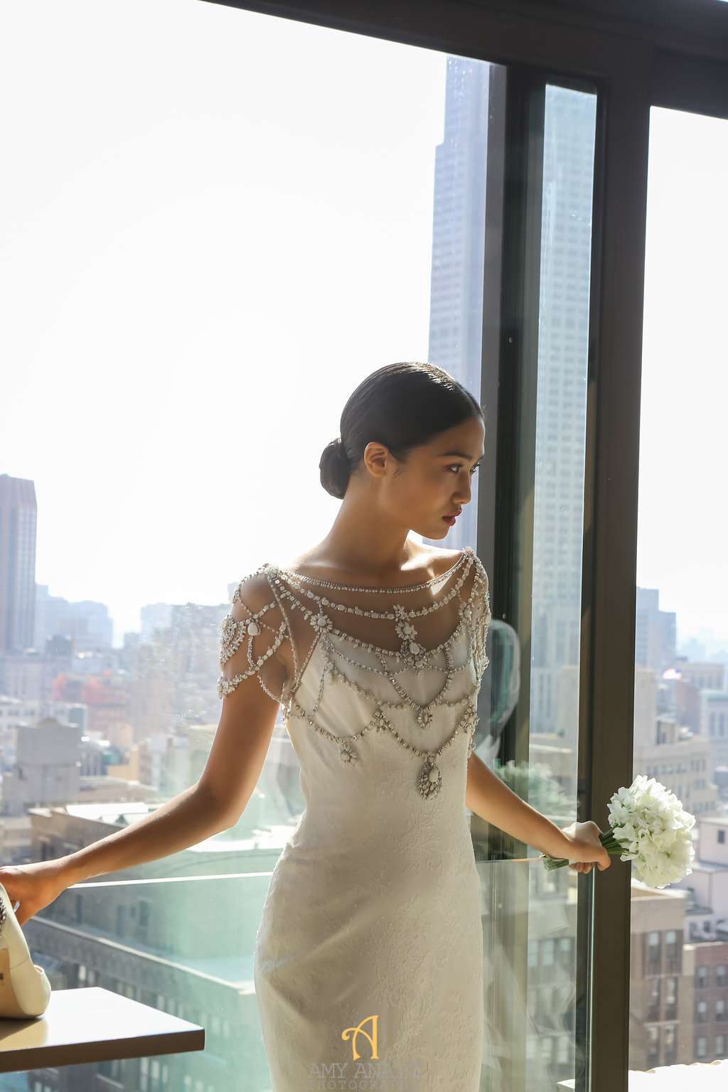Bridal fashion week recap- badgley mischka 10